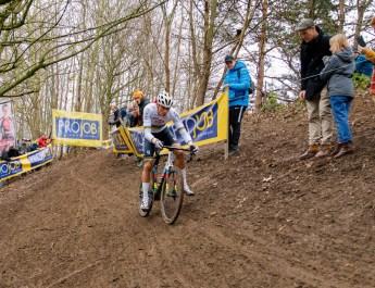 Solo Mathieu Van der Poel - Cyclo-cross Bruxelles 2020 - Alain_Vandepontseele