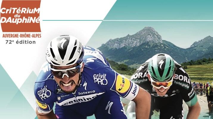 Couverture - Critérium du Dauphiné 2020