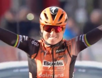 Chantal Van den Broek-Blaak - Vainqueur Le Samyn des Dames 2020