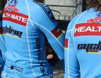 Équipe Health Mate-Cyclelive Team 2018 - Photo Wikipedia