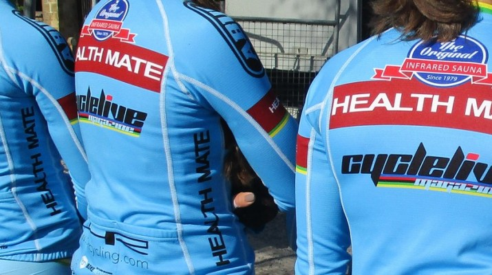 Équipe Health Mate-Cyclelive Team 2018 - Photo Wikipedia