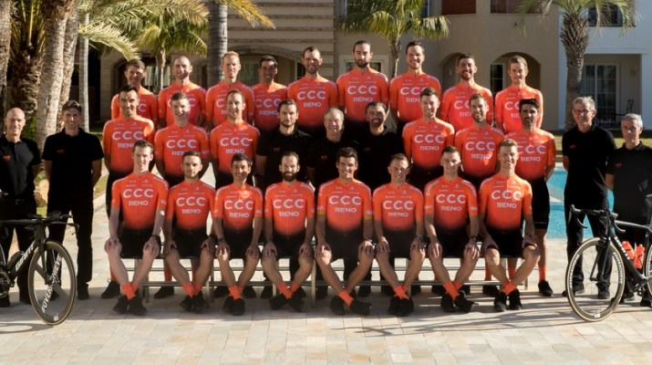 CCC Team 2020 - Photo de groupe - Chris Auld Photography