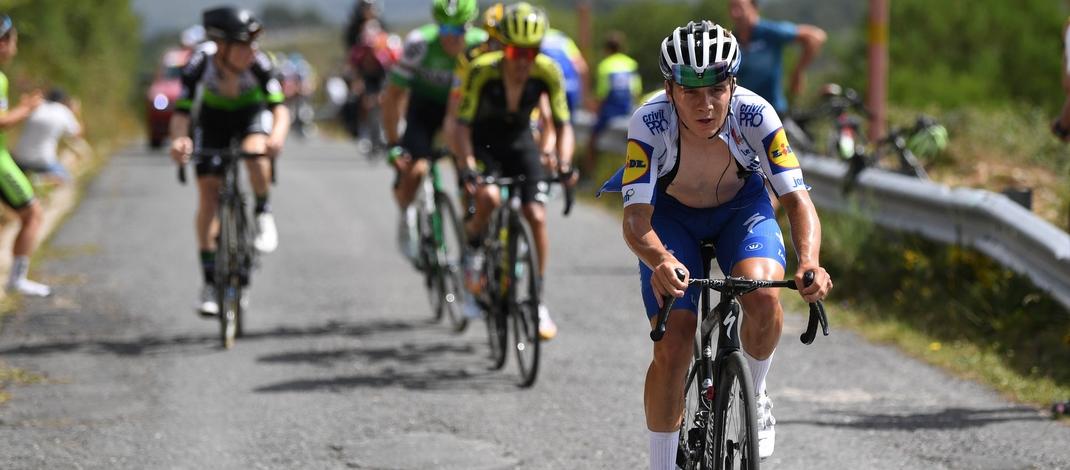 Tour de Burgos: Evenepoel franchit un palier sur chaque course de 2020