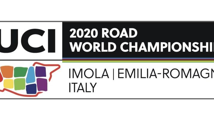 Logo - Championnats du monde cyclisme sur route Imola 2020