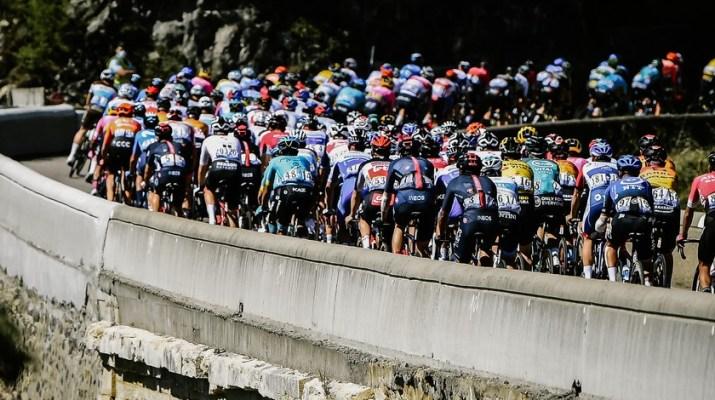 Peloton - 6e étape Tour de France 2020 - ASO Pauline Ballet