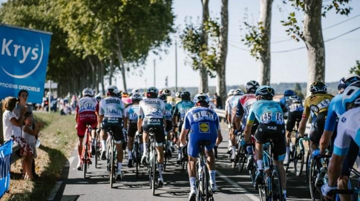 Peloton - 7e étape Tour de France 2020 - ASO Pauline Ballet
