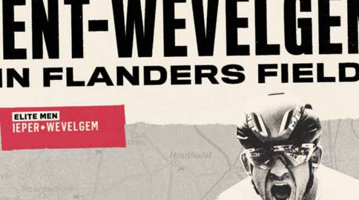 Affiche - Gand-Wevelgem 2020