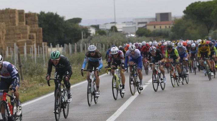 Peloton - 9e étape Tour d'Italie 2020 - RCS Sport La Presse Fabio Ferrari