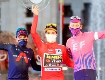 Roglic double, Carapaz confirme, les Belges brillent… : les six leçons à retenir du Tour d'Espagne 2020