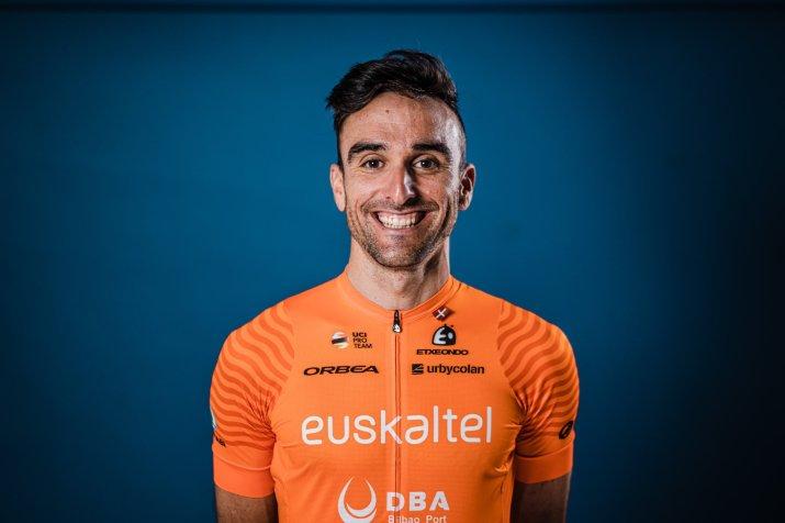 Fundacion Euskatel-Euskadi - Luis Angel Mate - Maillot 2021