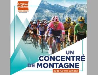 Critérium du Dauphiné 2021 : voici les 8 étapes d'une édition très montagneuse