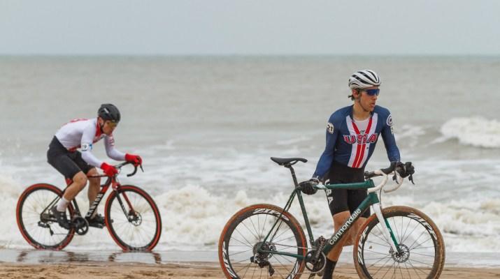 Curtis White Timon Ruegg - Championnats du monde de cyclo-cross 2021 - Alain Vandepontseele