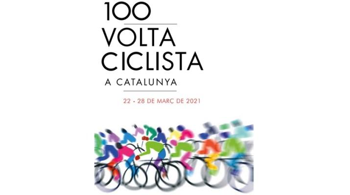 Affiche - Tour de Catalogne 2021