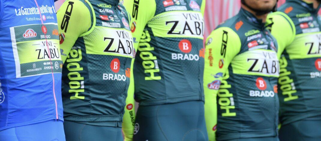Vini Zabù-KTM - illustration 15e étape Tour d'Italie Giro 2020 - Massimo Paolone/La Presse/RCS Sport