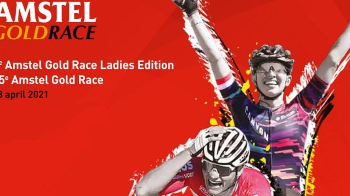 Affiche - Amstel Gold Race 2021