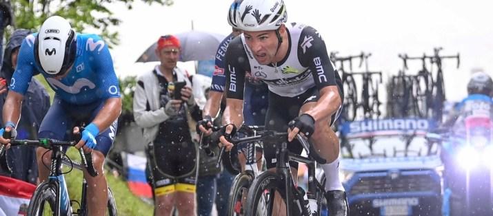 Victor Campenaerts - Attaque 15e étape Tour d'Italie Giro 2021 - RCS SPort La Presse