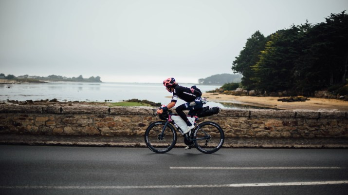 Tour de France Alternatif Lachlan Morton - EF Education-Nippo Lucy Le Lievre