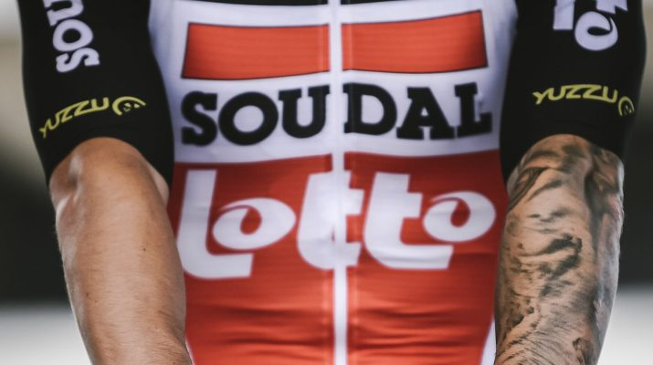 Caleb Ewan Lotto-Soudal - Départ 3e étape Tour de France 2021 - ASO Pauline Ballet