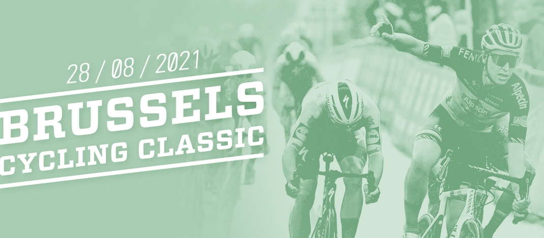vAffiche - Brussels Cycling Classic 2021