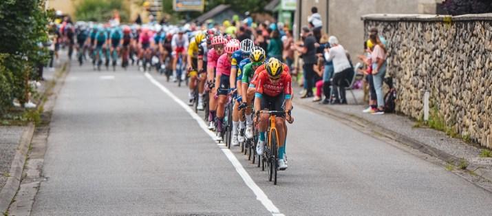 Peloton - 18e étape Tour de France 2021 - ASO Charly Lopez