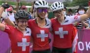 Jeux Olympiques – Tokyo 2020 : Neff complète l'inimaginable triplé suisse en cross-country