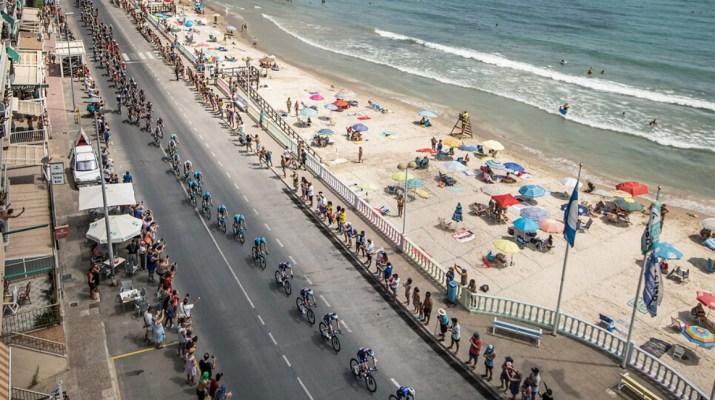 Peloton - 8e étape Tour d'Espagne Vuelta 2021 - ASO GOmezsport Luis Angel Gomez