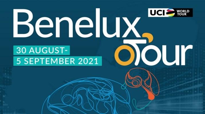 Affiche - Benelux Tour 2021