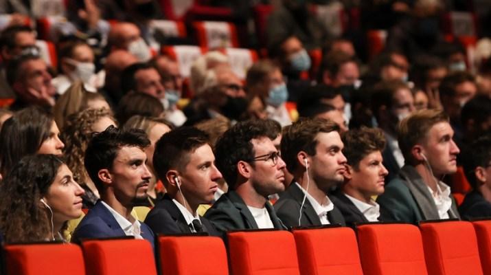 Présentation du Tour de France 2022 - Favoris - ASO Fabien Boukla
