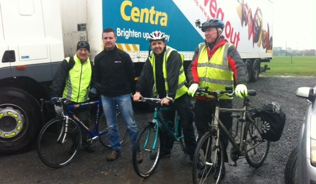 Highlighting road safety issues around large trucks