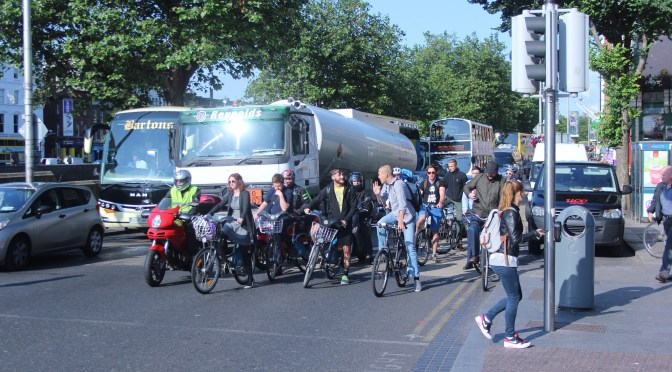 Cyclist.ie and 'Fixed Charge Notices'