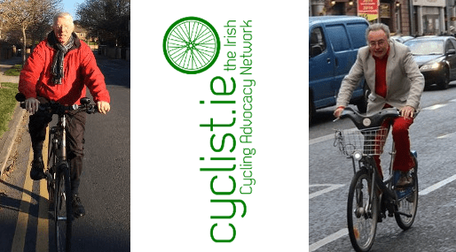 Cyclist.ie elects new Chairperson