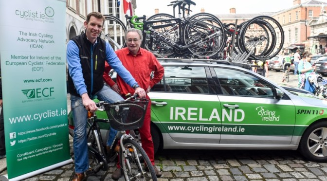 Cycling Ireland and Cyclist.ie align to strengthen cycling advocacy in Ireland