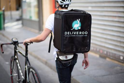 Use Deliveroo? The company won't be looking like this for much longer