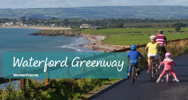 Section of new Waterford greenway open