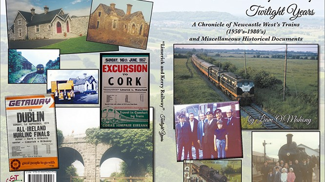 Great Southern Trail Christmas Walk & Railway Book