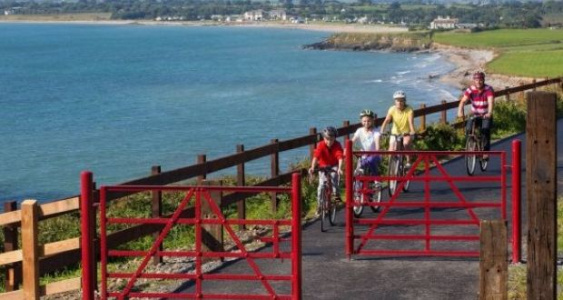 Waterford Greenway wins tourism prize at council awards