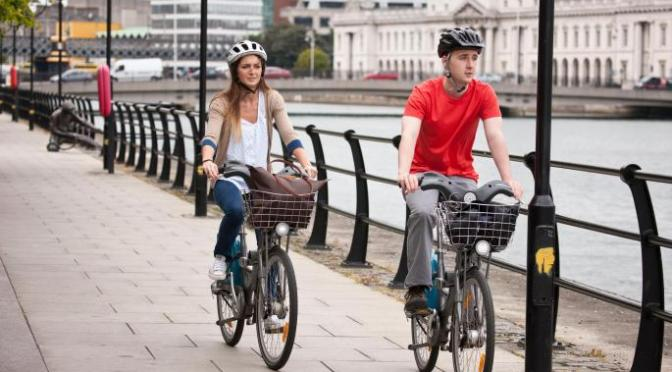 Cycling funds fall by half despite growing popularity