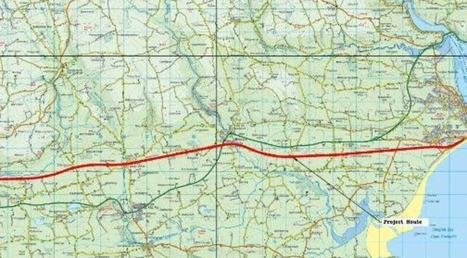 Cork Council gives go ahead for plans for Greenway route