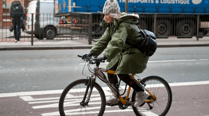 How to get more women cycling in cities