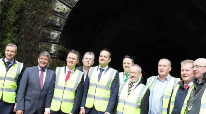 Southern Trail News… Greenway Tunnel