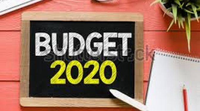 Cyclist.ie Pre-Budget Submission 2020