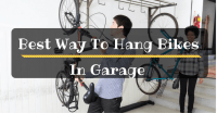 The Best Products To Help You Hang Bikes In Your Garage