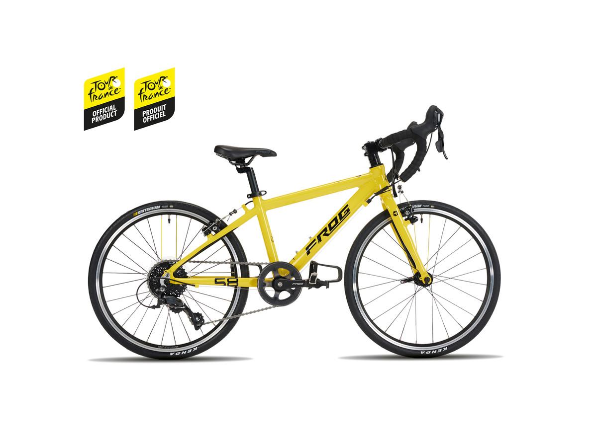 Tour de France Frog bike 58