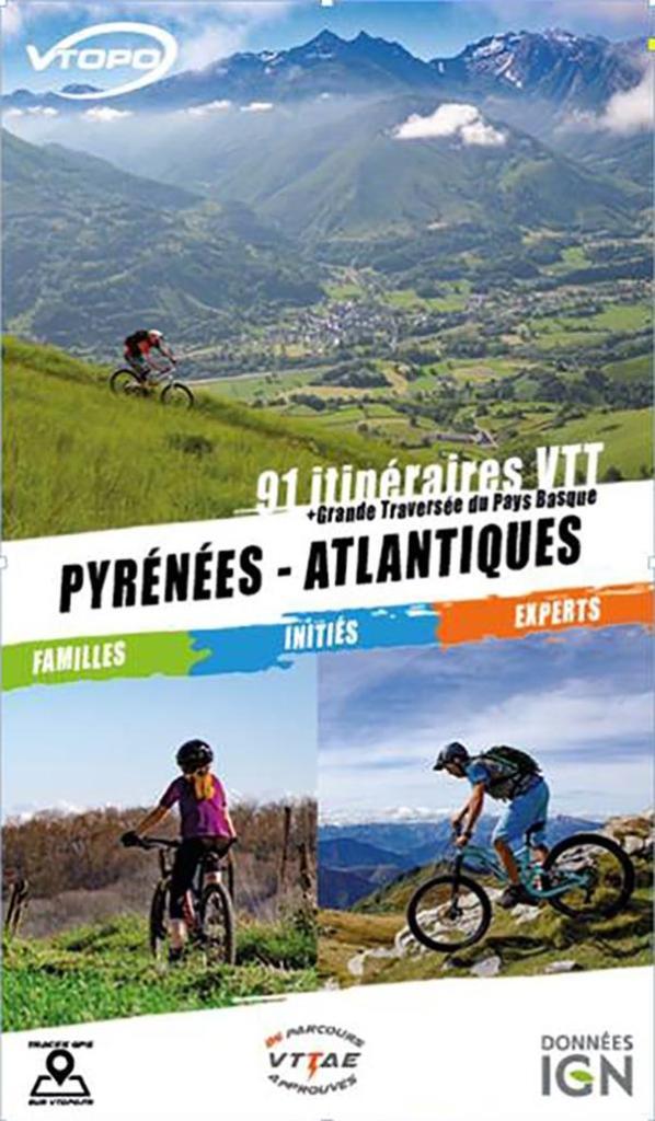 Itinéraires vélo 64 par Nicolas Watteau