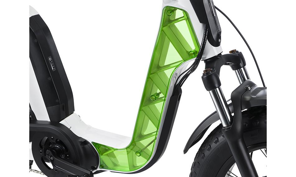 Cover Issimo transparent vivid lime