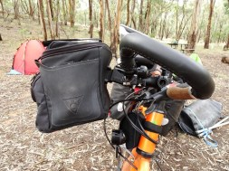 Topeak's bag isn't cut out for the rough stuff