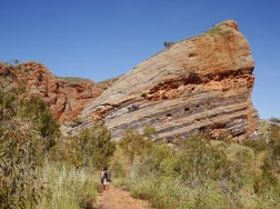 Oustanding outcrop and features
