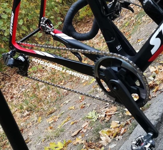 New Exclusive First Look: SRAM eTap 12 Speed Cyclocross Groupset CX1 Full Clutch Groupset