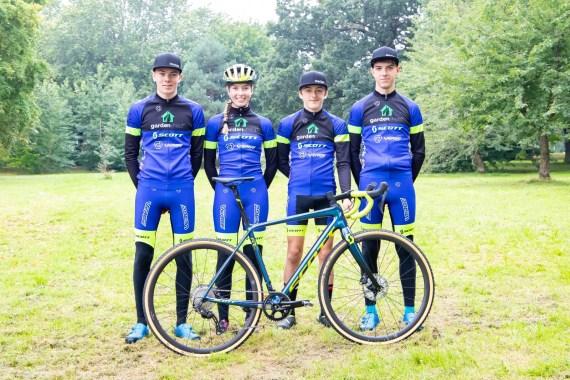 Garden Shed UK Scott Verge Sport CX Team