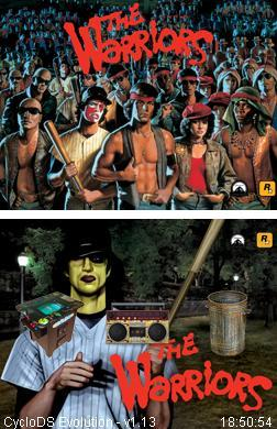 The Warriors The Baseball Furies CycloDS Revolution